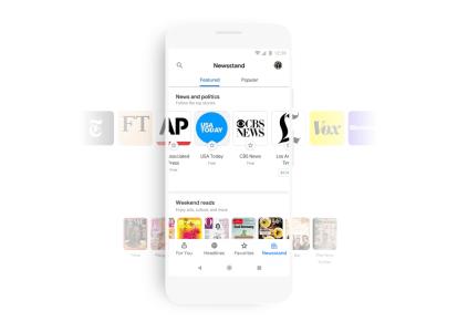Google объединяет несколько новостных сервисов в новую версию «Google Новостей»