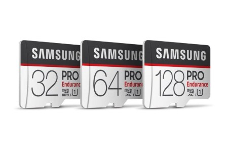 Samsung Electronics представила карту памяти microSD PRO Endurance повышенной надежности
