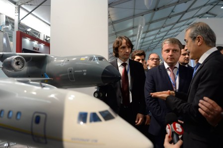 Украина и Турция совместно создадут военно-транспортный самолёт Ан-188 по стандартам НАТО
