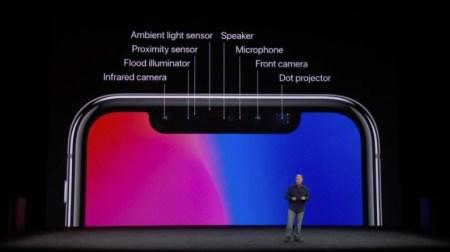 Apple меняет смартфоны iPhone X, у которых имеются проблемы со сканером лица Face ID
