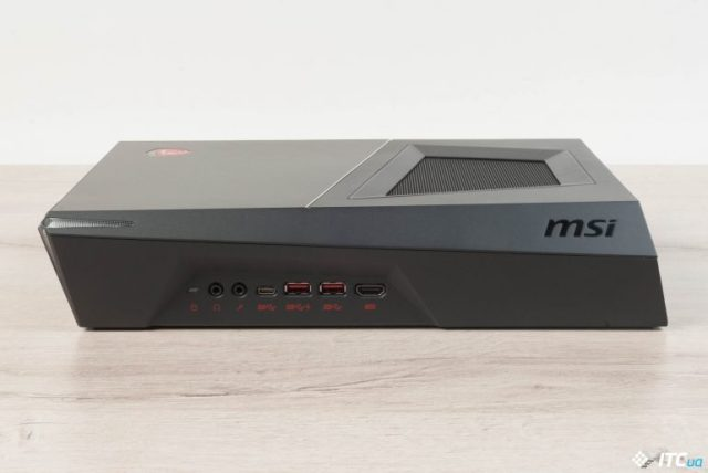 Обзор игрового мини-ПК MSI Trident 3 - ITC.ua