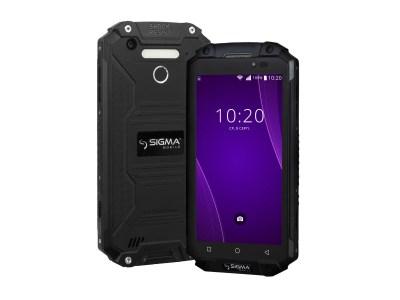 В Украине стартовали продажи защищенного смартфона Sigma mobile X-treme PQ39 с батареей на 9000 мАч по цене 7777 грн
