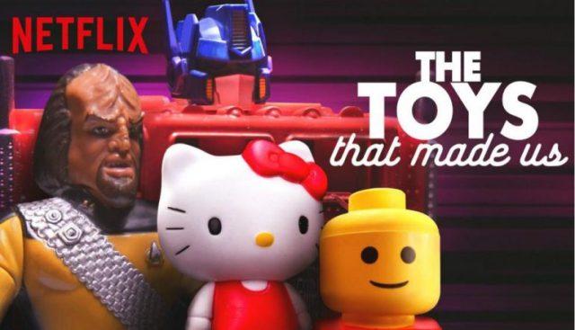 The Toys That Made Us / «Игрушки, на которых мы выросли» - ITC.ua