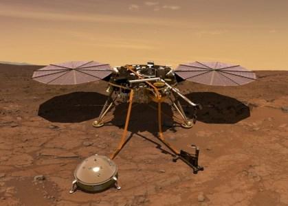 На Марс отправили посадочный аппарат InSight, который позволит заглянуть во «внутренний мир» планеты