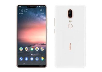 Подробные характеристики смартфона Nokia X6 просочились в сеть благодаря утечке промо-изображений