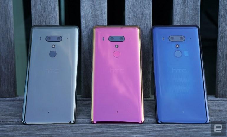 Флагманский смартфон HTC U12+ представлен официально: Snapdragon 845, 6 ГБ ОЗУ, четыре камеры и ценник от $799