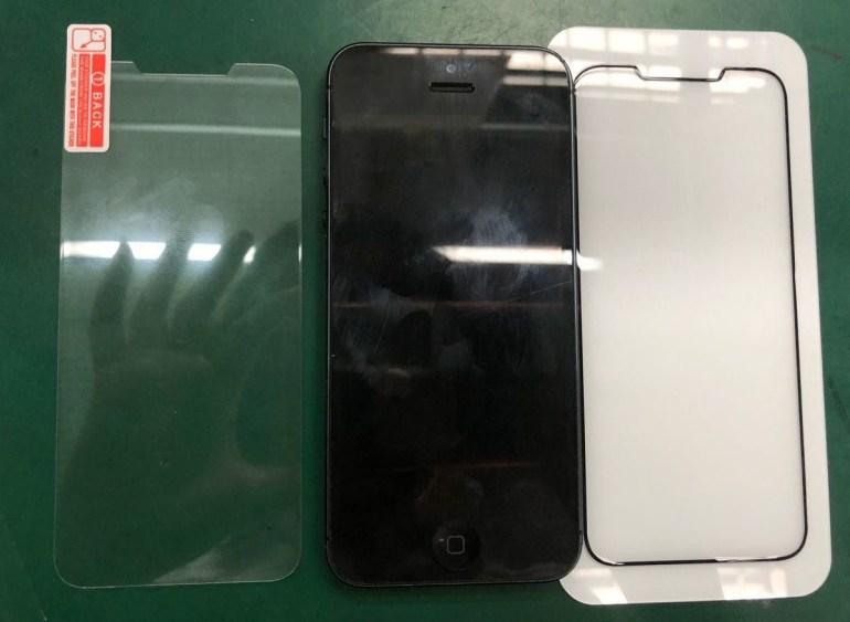 """Производитель чехлов Olixar опубликовал рендер будущего смартфона iPhone SE 2 с безрамочным дизайном и """"челкой"""""""