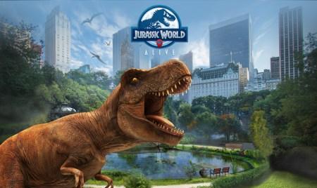 Игра Jurassic World Alive про <s>покемонов</s> динозавров в дополненной реальности вышла на Android и iOS
