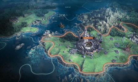 Анонсирована игра Age of Wonders: Planetfall в научно-фантастическом антураже