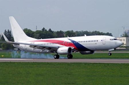 Новоиспеченная украинская авиакомпания SkyUp выполнила свой первый рейс – чартер в египетский Шарм-эль-Шейх