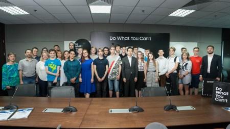 «Samsung Electronics Украина» подвела итоги проекта «IT-школа Samsung» и открыла набор на следующий учебный год
