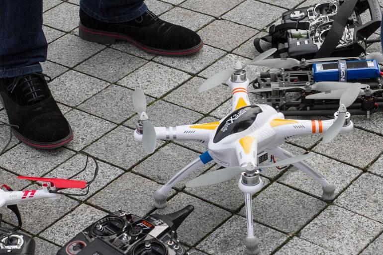 Госавиаслужба Украины установила жесткие ограничения на полеты беспилотников свыше 2 кг и ряд правил для более легких дронов