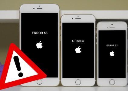 В Австралии Apple оштрафовали на $9 млн за отказ в ремонте устройств, пострадавших из-за ошибки Error 53