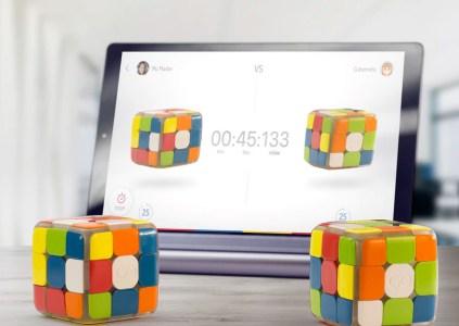 На Kickstarter собирают деньги на электронный Кубик Рубика с модулем Bluetooth 5.0