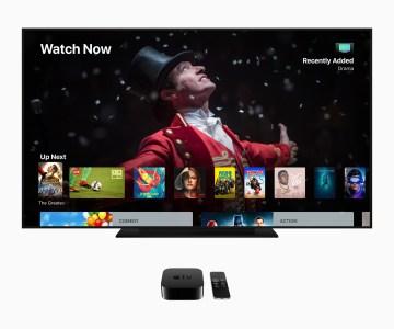 Apple представила новую операционную систему tvOS 12 для приставок Apple TV 4K с поддержкой Dolby Atmos