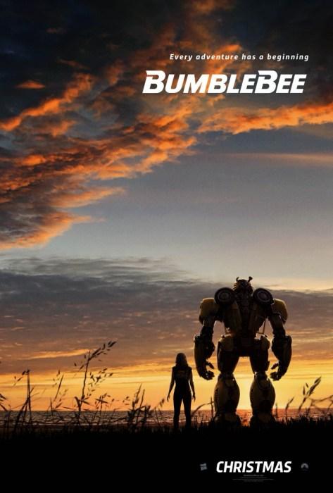 """Первый тизер-трейлер фильма Bumblebee / """"Бамблби"""" из вселенной Трансформеров"""