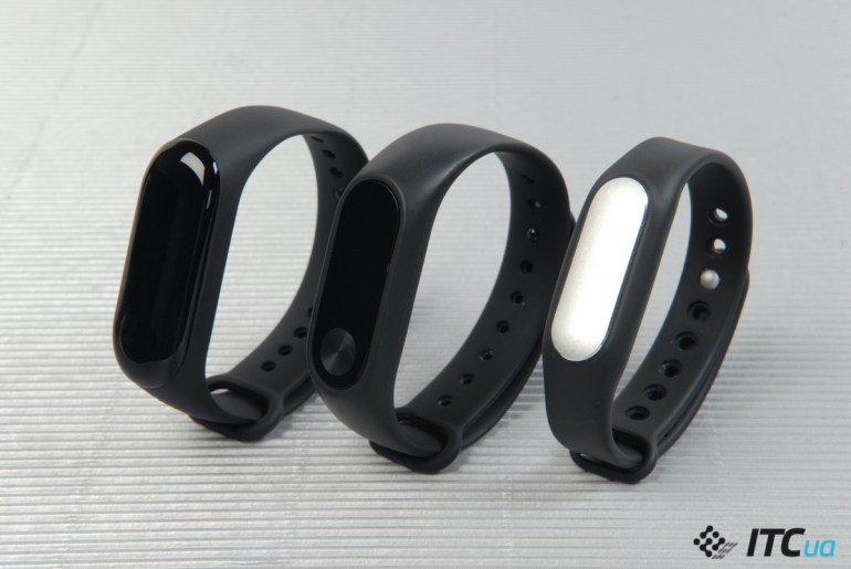Размеры Xiaomi Mi Band 3