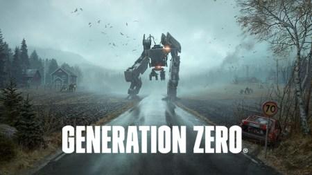 Avalanche Studios представила шутер с открытым миром Generation Zero, в котором игрокам придется расстреливать механических монстров [трейлер]