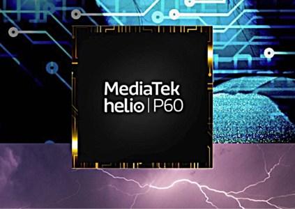 MediaTek выпустит обновлённый чип Helio P60 с улучшенными функциями ИИ