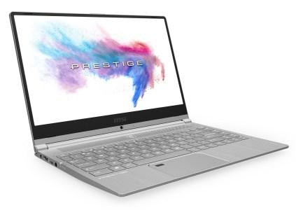 MSI показала на Computex лёгкие ноутбуки Prestige PS42 и GF63