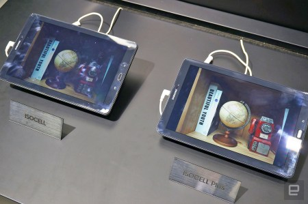 Samsung создала улучшенный сенсор изображения ISOCELL Plus с более точной цветопередачей и повышенной светочувствительностью