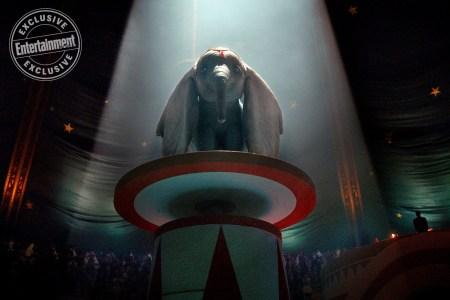Первый тизер-трейлер кинофильма Dumbo / «Дамбо» от Тима Бертона с Колином Фарреллом, Евой Грин и Майклом Китоном
