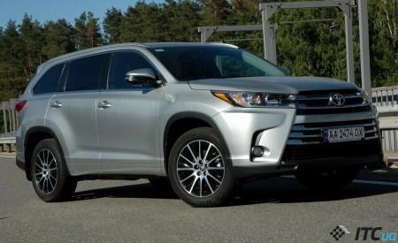 Складываем плюсы Toyota Highlander в поисках его характера