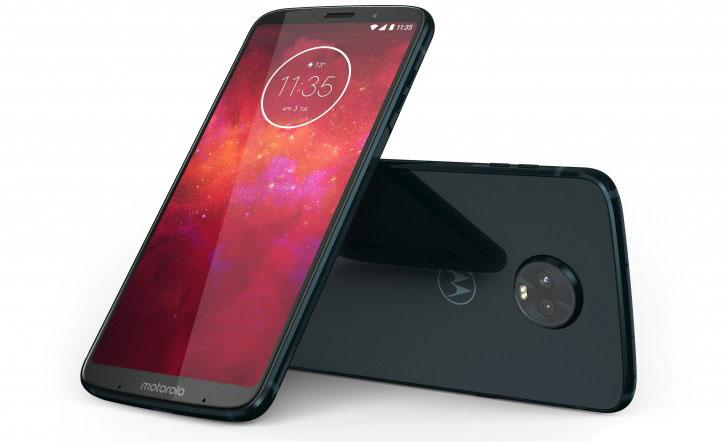 Официально представлен смартфон Moto Z3 Play, цена комплекта с Battery Mod составит $499
