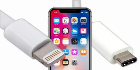 Digitimes: В 2019 году Apple откажется от разъема Lightning в смартфонах iPhone, заменив его на USB Type-C