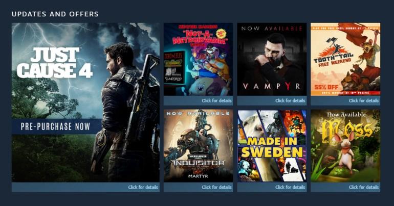 Steam случайно открыл предзаказ на Just Cause 4, хотя официальной презентации игры еще не было