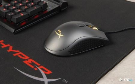 Обзор игровой мыши HyperX Pulsefire FPS Pro