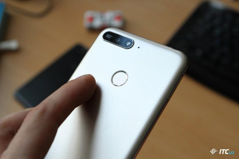 Сканер Huawei Y5 2018 и Y6 Prime 2018