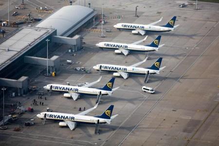 Борисполь и Ryanair согласовали расписание по 17 из 24 рейсов