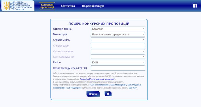Министерство образования: Украинские абитуриенты создали 157 тыс. электронных кабинетов и подали 780 тыс. заявлений, вступительная кампания завершается на этой неделе