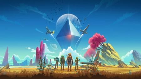 Опубликован трейлер обновления Next для игры No Man's Sky, добавляющего долгожданный многопользовательский режим