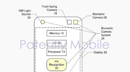 Samsung еще в 2014 году рассматривала идею выпуска смартфона с 3D-сканером лица, как у iPhone X