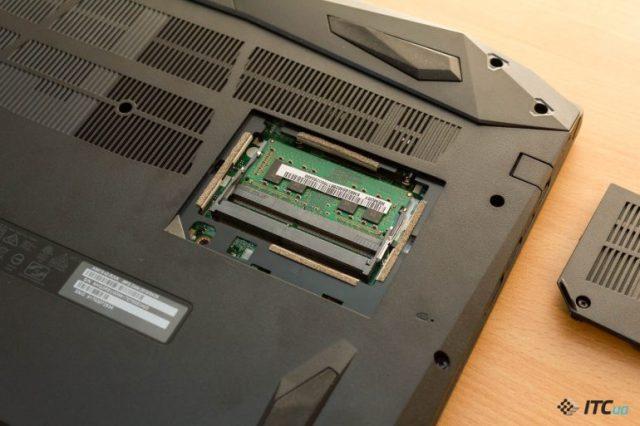 Обзор игрового ноутбука Acer Nitro 5 на платформе AMD Ryzen - ITC.ua