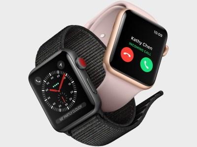 Во втором квартале Apple смогла реализовать 3,5 млн умных часов