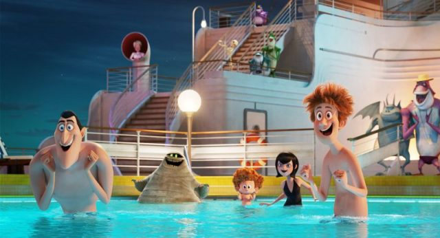 Hotel Transylvania 3: Summer Vacation / «Монстры на каникулах 3» - ITC.ua