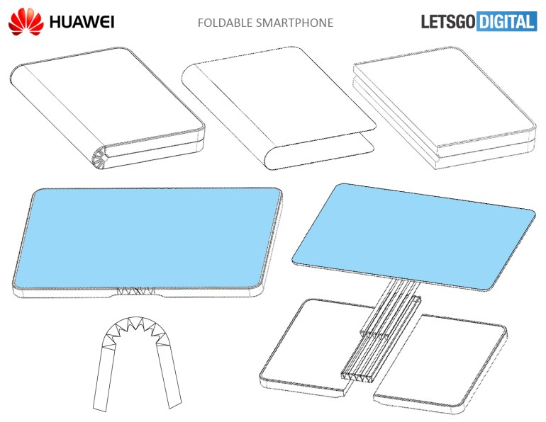 Huawei планирует обогнать Samsung в гонке сгибаемых смартфонов, представив свою первую модель в самом начале 2019 года