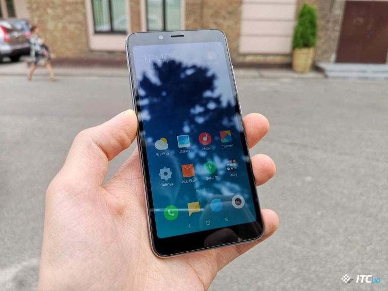 Xiaomi Redmi 6 экран