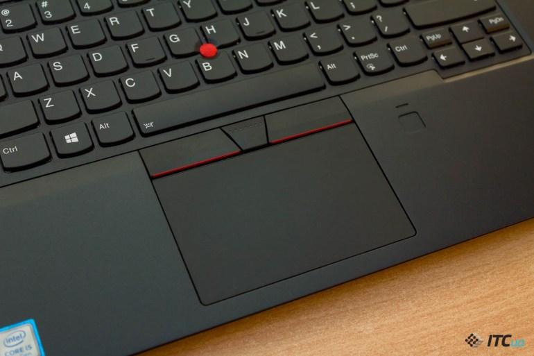 тачпад ThinkPad T480s