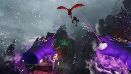 Киевские разработчики выпускают фэнтези-шутер для VR «M.A.D. Cliff — All Quite on the Bridge» на Steam и бесплатно дарят ключ активации