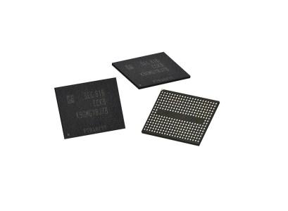Samsung начала массовое производство чипов памяти V-NAND пятого поколения для смартфонов и суперкомпьютеров