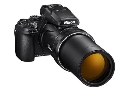 Камера Nikon Coolpix P1000 получила объектив с поддержкой 125-кратного оптического увеличения