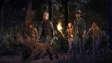 Telltale показала на Comic-Con 15-минутный ролик последнего сезона The Walking Dead