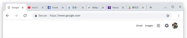 Вышла тестовая версия Chrome Canary с активированным по умолчанию новым дизайном браузера