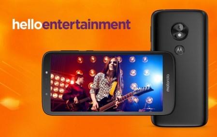 Представлен смартфон Moto E5 Play Android Go Edition: меньше ОЗУ, но экран крупнее, а цена еще ниже