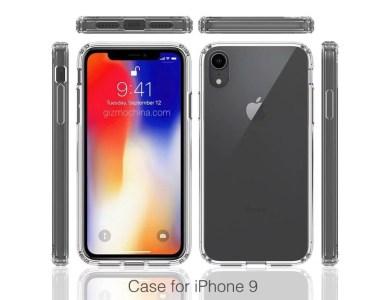 Изображения чехла iPhone 9 позволяют узнать больше о дизайне самого доступного из новых смартфонов Apple
