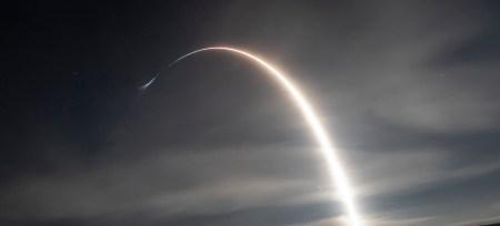 SpaceX увеличила сеть на судне-пауке в четыре раза, но поймать обтекатель ракеты Falcon 9 опять не удалось